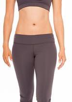 woman's fit body